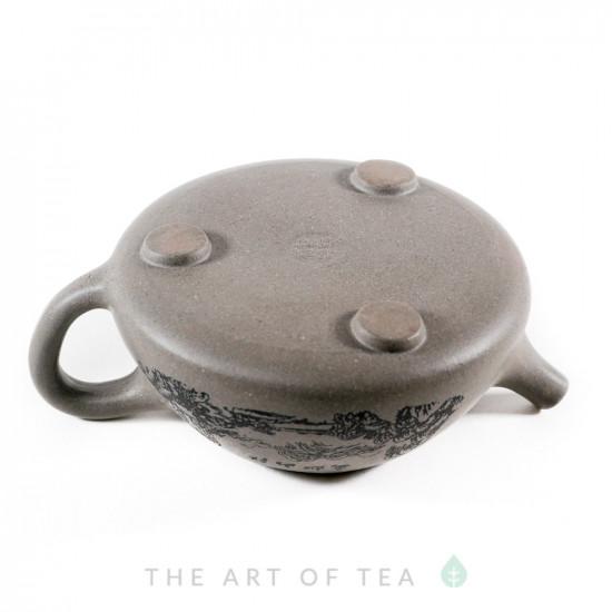 Чайник из исинской глины т213, 235 мл