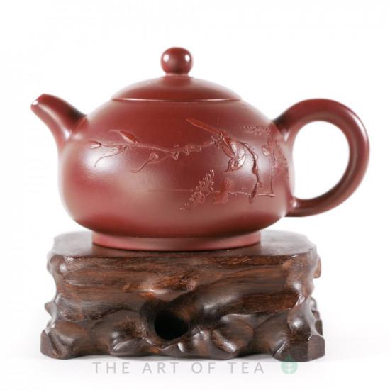 Чайник из исинской глины т208, 130 мл