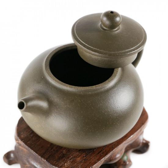 Чайник из исинской глины т267, 125 мл