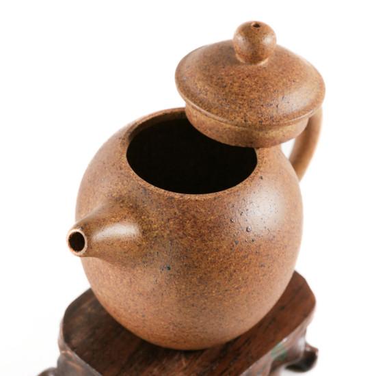 Чайник из исинской глины т275, 140 мл