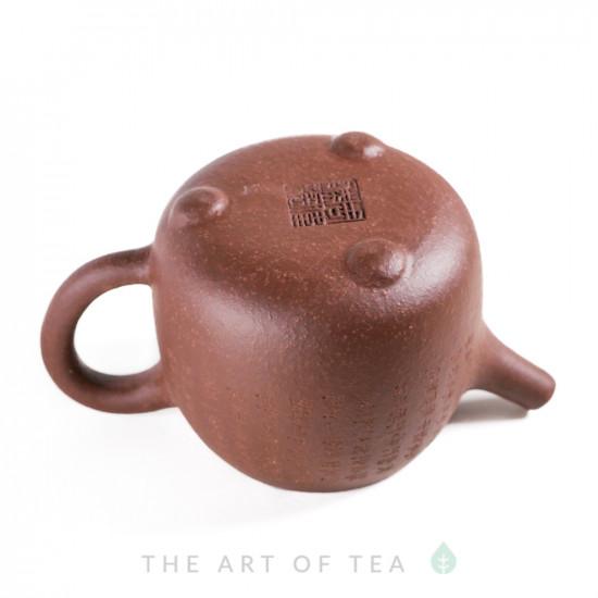 Чайник из исинской глины т235, 205 мл