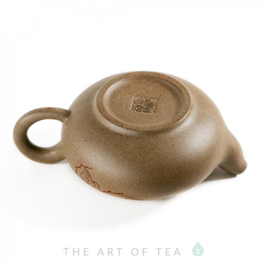 Чайник из исинской глины т254, 190 мл