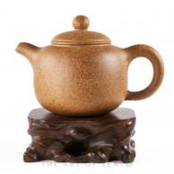 Чайник из исинской глины т237, 130 мл