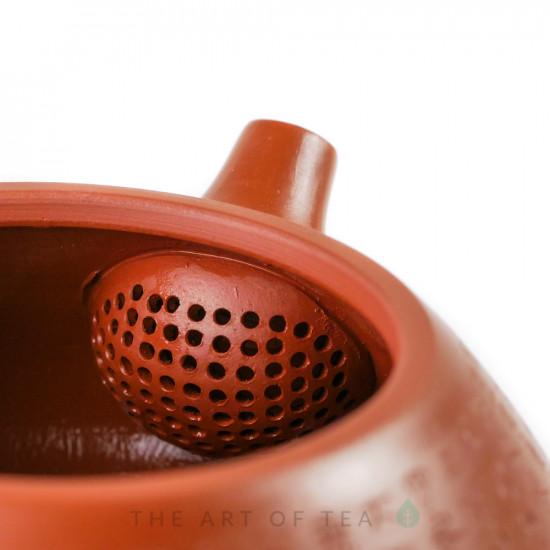 Чайник из исинской глины т272, 130 мл