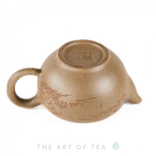 Чайник из исинской глины т255, 180 мл