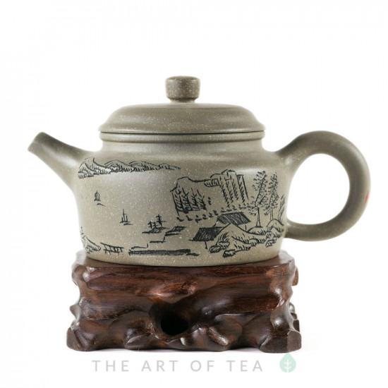 Чайник из исинской глины т227, 170 мл