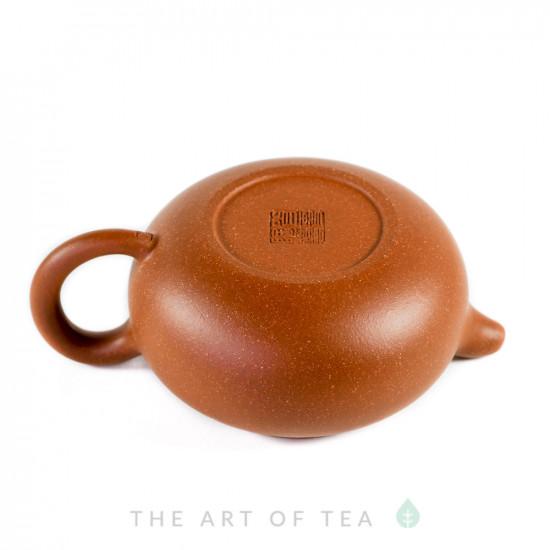 Чайник из исинской глины т228, 205 мл