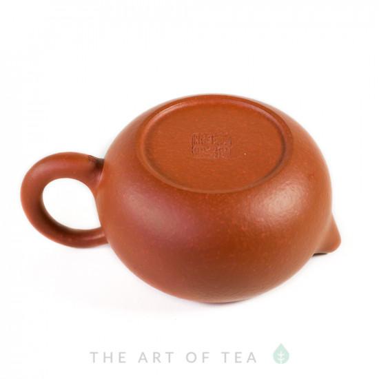 Чайник из исинской глины т274, 155 мл