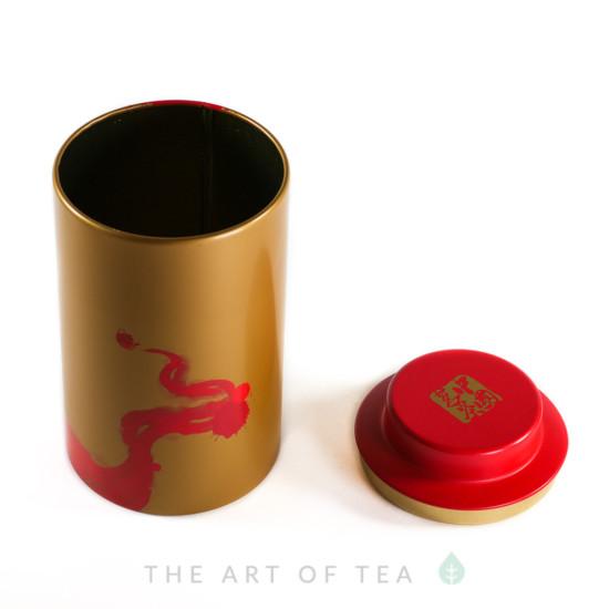 """Баночка для чая """"Авангард"""", 8*15,5 см"""