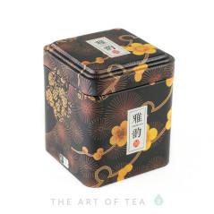 Баночка для чая Слива, 7*7*8,5 см