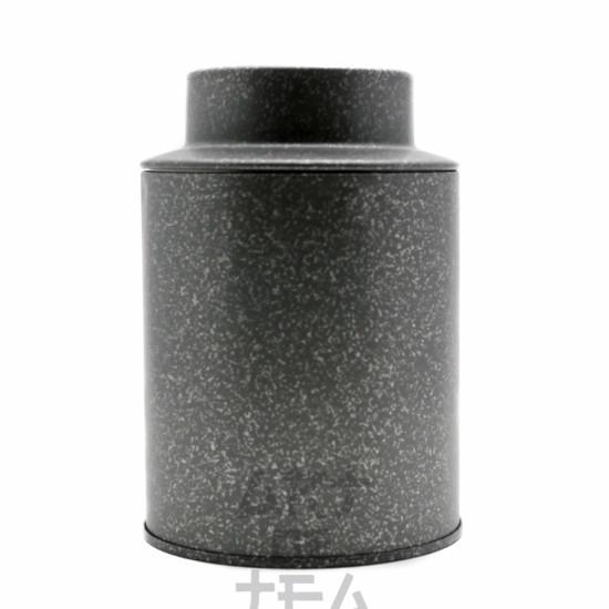 Баночка для чая Серая, 8*12 см
