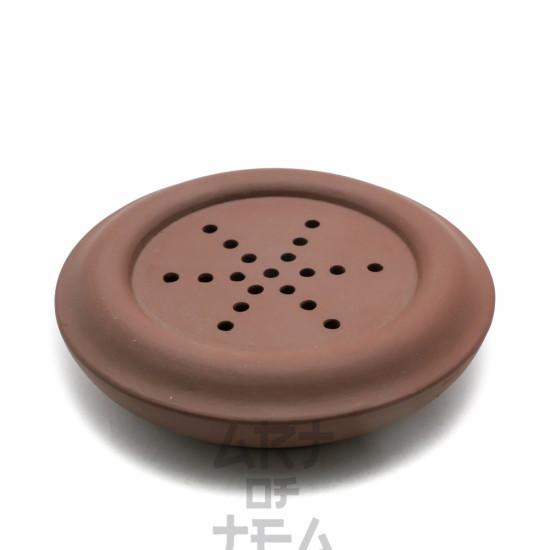 Подставка под чайник с отверстиями, глина