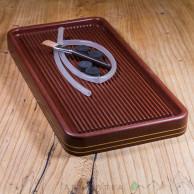 Чабань #61, композитный материал, 60*30 см