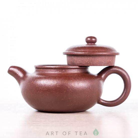 Чайник из исинской глины т627, 200 мл