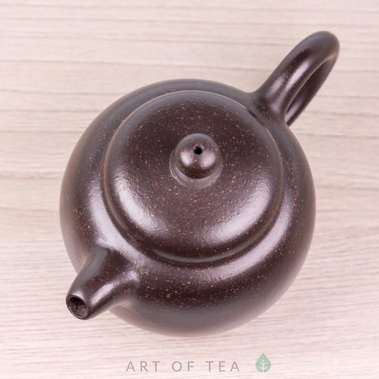 Чайник из исинской глины т622, 130 мл