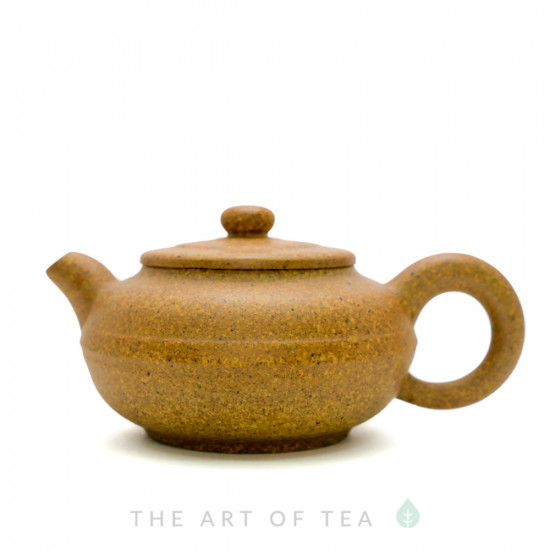 Чайник из исинской глины т285, 120 мл