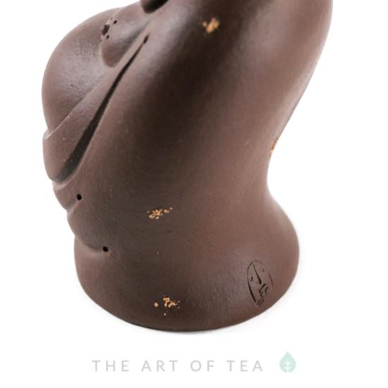 Чайная фигурка Хотей, глина