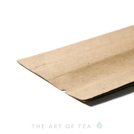 Пакет для чая малый, крафт-фольга, 5,5*12 см
