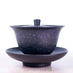 Гайвань Тайваньский стиль, чёрная, 200 мл