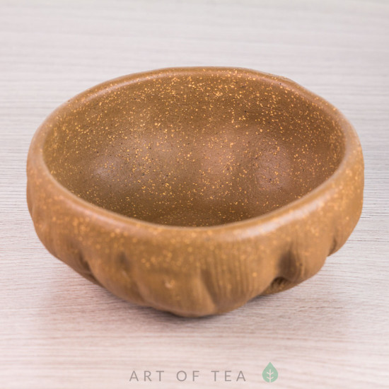 Набор s85 Коробочка лотоса, гайвань и пиала, исинская глина