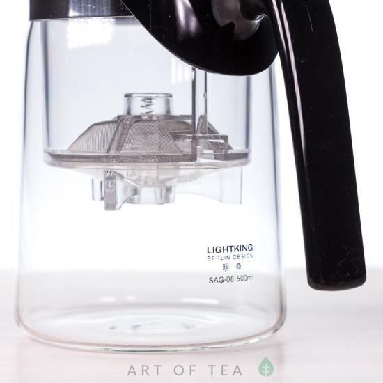 LightKing SAG-08, заварочный чайник, 500 мл