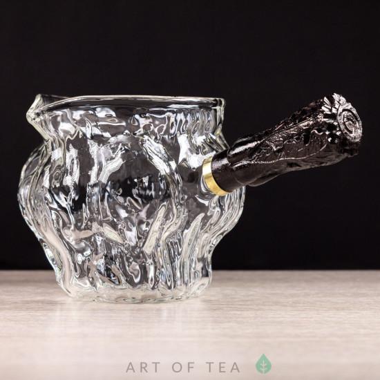 Чахай Пень с боковой ручкой, стекло, 230 мл