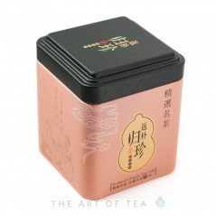 Баночка для чая Розовая, 7*7*8,5 см