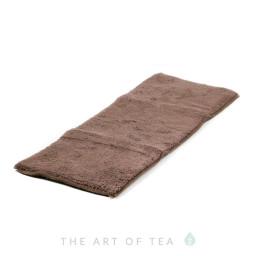 Чайное полотенце Коричневое, 38*14 см