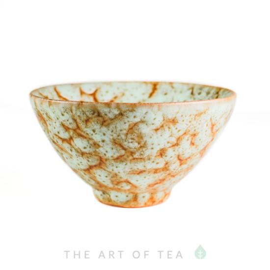 Пиала Тайваньский стиль #347, керамика, 90 мл
