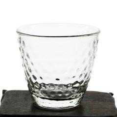 Пиала Рельеф 1, отбивное стекло, 75 мл