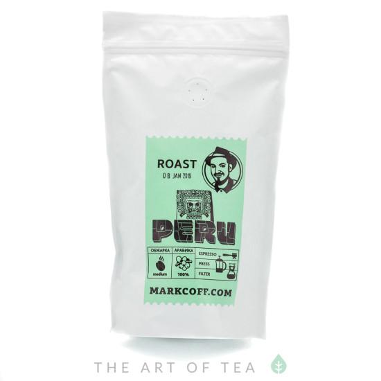 """Кофе зерновой """"Перу"""", 250 гр"""