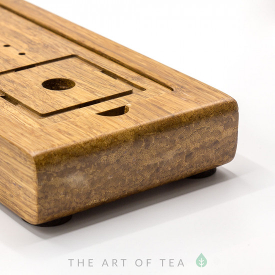 Чабань #46, массив бамбука, 33*14 см