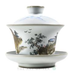 Гайвань Жу Яо 129, ручная роспись, 150 мл