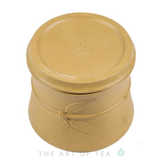 Пиала Бамбук 422, исинская глина, желтая, 95 мл
