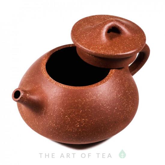 Чайник из исинской глины т433, 225 мл