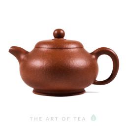Чайник из исинской глины т435, 150 мл