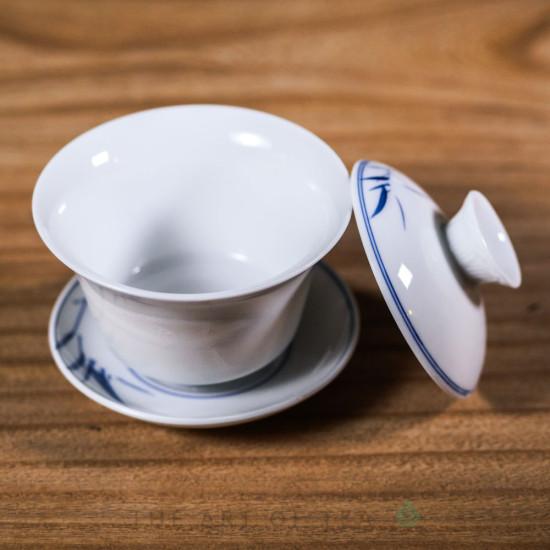 Набор посуды s69, Бамбук, 9 предметов
