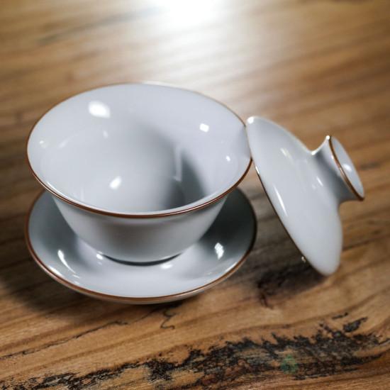 Набор посуды S66, Селадон, 10 предметов