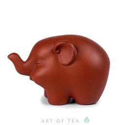 Фигурка Довольный слоник 270, глина