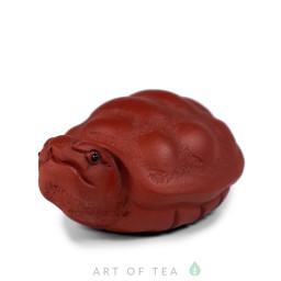 Фигурка Черепашка суровая, глина
