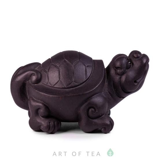 Фигурка Черный Дракон 165, глина