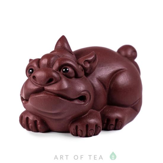 Фигурка Собака-Дракон 243, глина