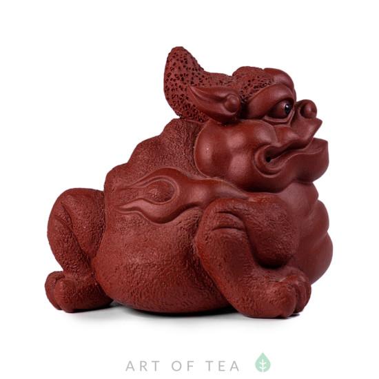 Фигурка Демоническая жаба, глина