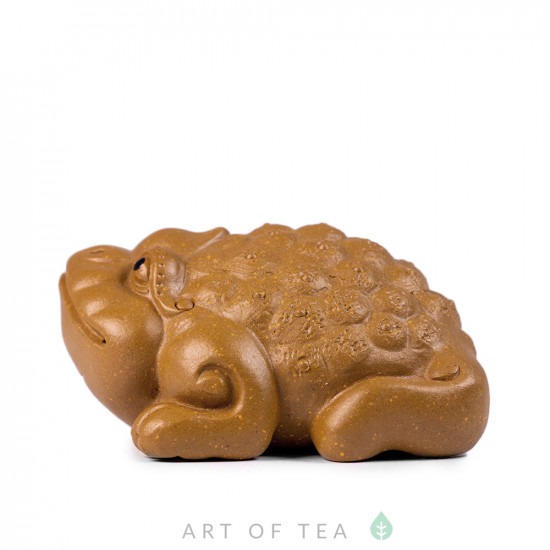 Фигурка Песочная жаба 274, глина