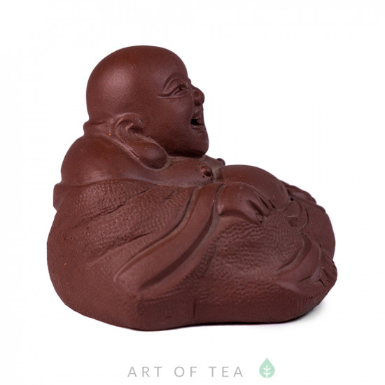 Фигурка Хотей, коричневый, глина