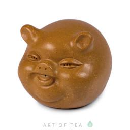 Фигурка Свинка 178, глина, 7 см