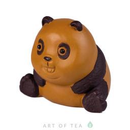 Фигурка Любопытная панда 240, глина