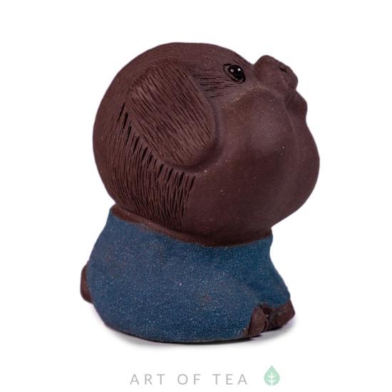Фигурка Свинка 211, глина, 5 см