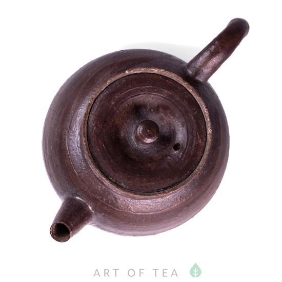 Чайник Шоколадный бисквит, Цзиндэчжэнь 133, керамика, 150 мл