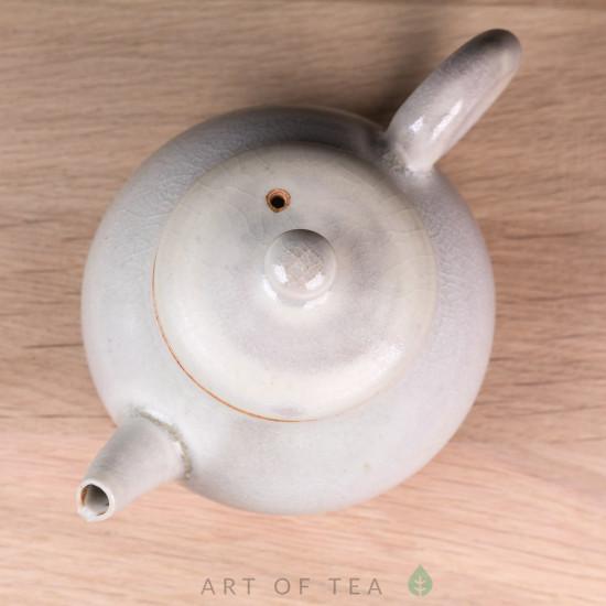 Чайник Сахарный тростник, Цзиндэчжэнь 131, керамика, 125 мл